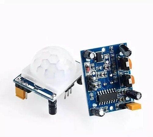 Sensor De Presença  Movimento Pir Sensor (hc-sr501) Arduino