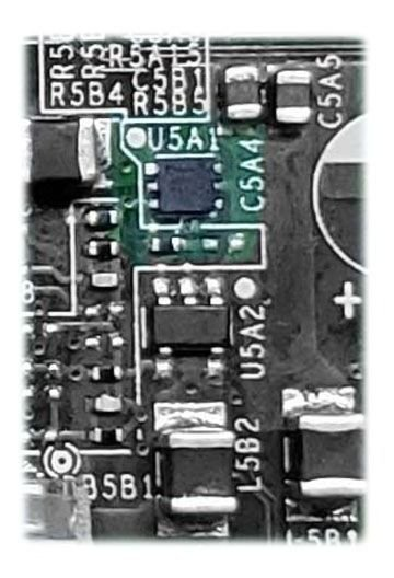Kit 1x Regulador  Para Xbox 360 Slim - U5a2 + 1x  U5a1