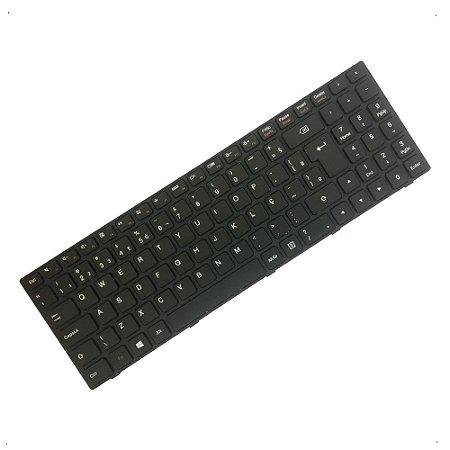 Teclado para Notebook Lenovo Ideapad 100-15iby Ideapad 80r8