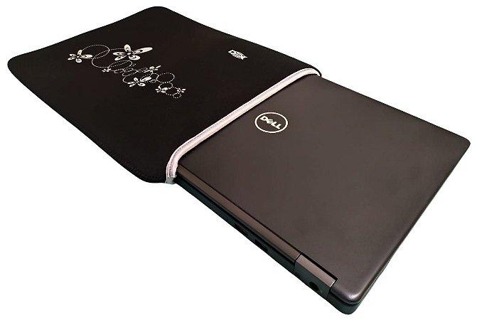 Capa para Notebook Dex 14 Polegadas Preta