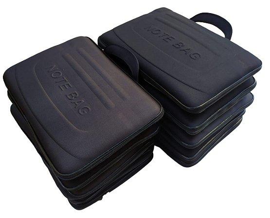Kit 10 unidades Case para Notebook 15,6 Preto