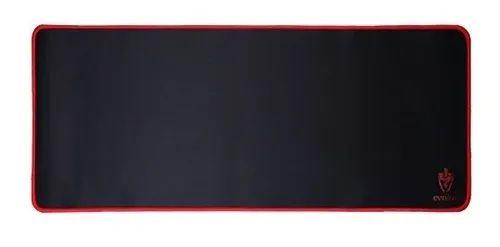 Mouse Pad Evolut Black 70x30 cm  Mod EG-402 BK