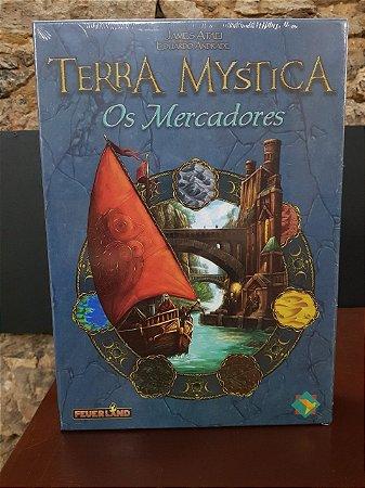 Terra Mystica: Os Mercadores (MERCADO DE USADOS)