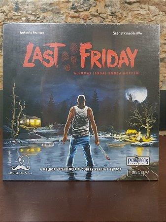 Last Friday (MERCADO DE USADOS)