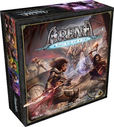 Arena : The Contest (VENDA ANTECIPADA)