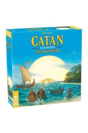 Catan Navegantes-Expansão (PRÉ VENDA)