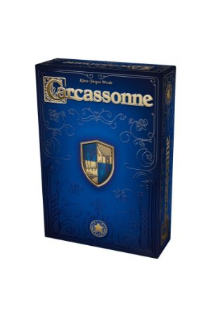 Carcassonne Edição de 20 Aniversário (PRÉ VENDA)