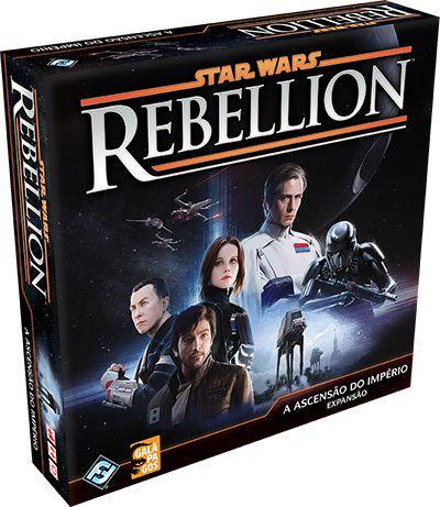 Star Wars Rebellion: A Ascensão do Império (Expansão) (venda antecipada)
