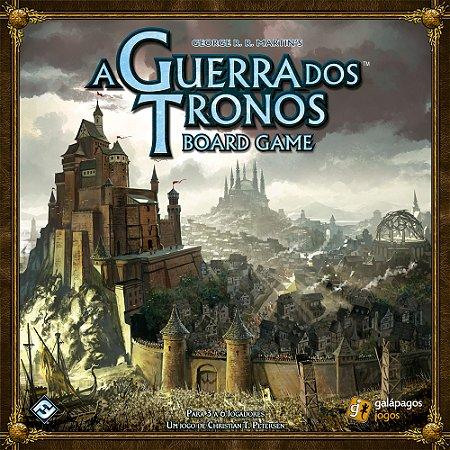 A Guerra dos Tronos: Board Game (2ª Edição)