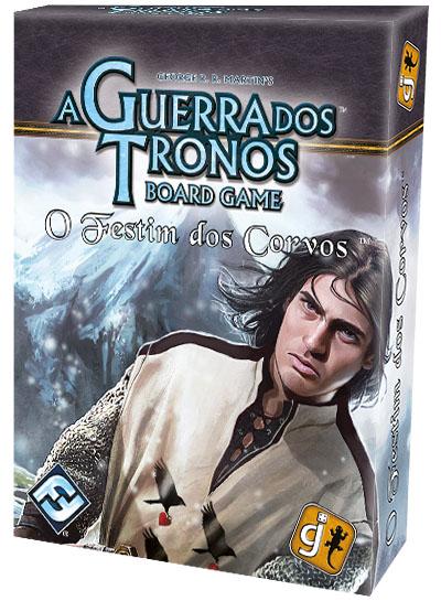 A Guerra dos Tronos Board Game : O Festim dos Corvos (expansão)