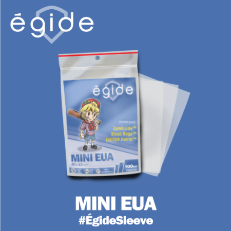 Sleeve Égide Mini EUA (41mm X 63mm)