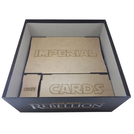 Organizador (Insert) para Star Wars Rebellion