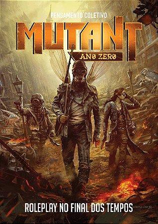 Mutant: Ano Zero livro básico
