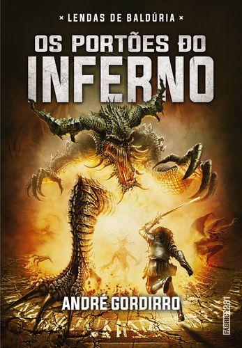 Livro Portões do Inferno