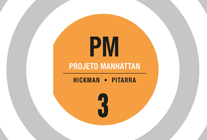 PROJETO MANHATTAN VOLUME 3