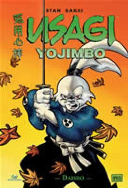 USAGI YOJIMBO VOL 02 DAISHO