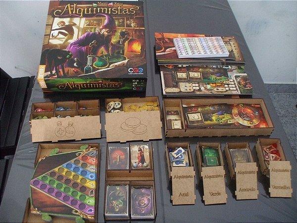 Organizador (Insert) para Alquimistas