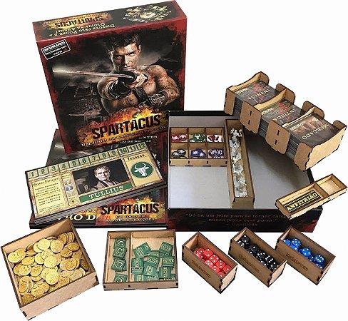 Organizador (Insert) para Spartacus