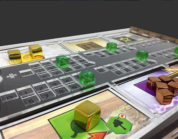 Organizador (Insert) para Terraforming Mars PREMIUM