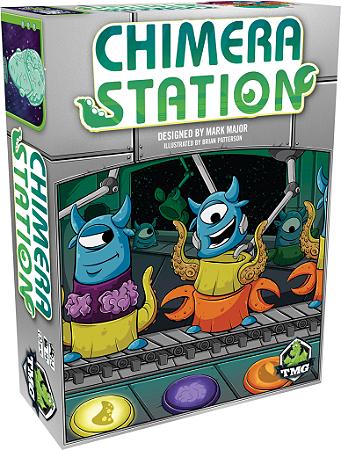 Chimera Station - Versão Básica