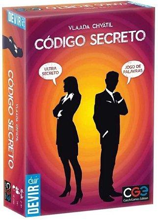 Codigo Secreto (Segunda edição) (PRÉ VENDA)