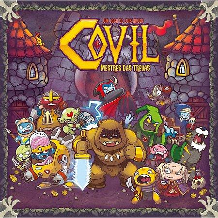 Covil: Mestre Das Trevas (Pré-Venda)