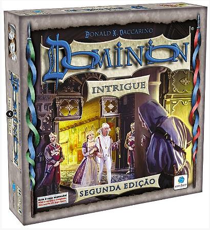 Dominion Intrigue (segunda Edição)
