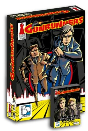 Gunrunners - c/ Expansão Homens de Preto