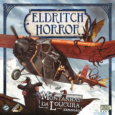 Eldritch Horror: Montanhas da Loucura Expansão