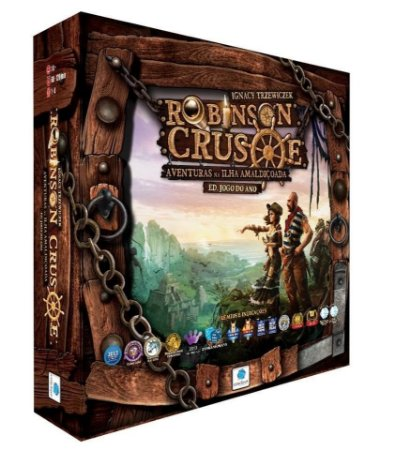Robinson Crusoe - Aventuras na Ilha Amaldiçoada