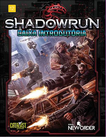 Shadowrun – Caixa Introdutória