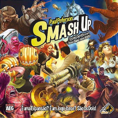 Smash Up: Ficcao Cientifica Dose Dupla Nivel 8000