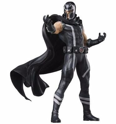Magneto Marvel Now! - ArtFX Statue