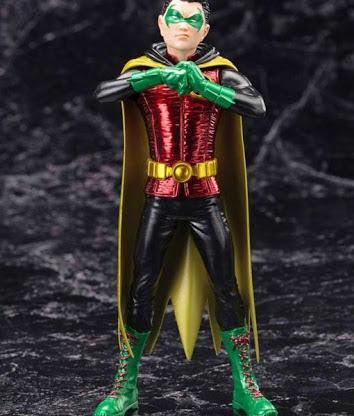 Robin Damian Wayne New 52 ArtFX Statue