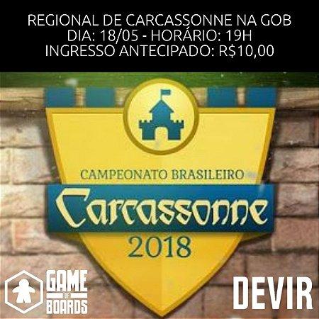REGIONAL CARCASSONNE 2018 - 18/05