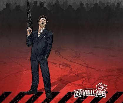 Curro, o editor - Sobrevivente Zombicide