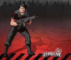 Benny, o animador de festas - Sobrevivente Zombicide