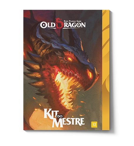 Old Dragon: Kit do Mestre