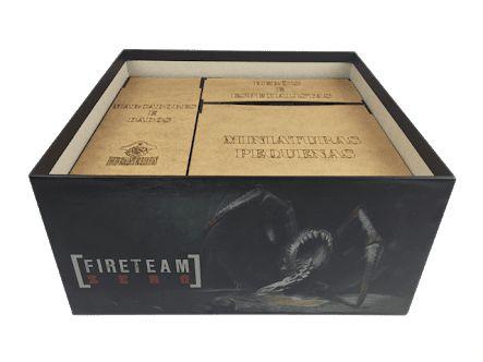 Organizador (Insert) para Fireteam Zero