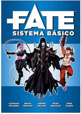RPG FATE - Livro basico