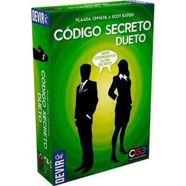 Código Secreto: Dueto (PRÉ-VENDA - PREVISÃO JUNHO/2018)