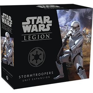 Star Wars Legion Wave 0 - Stormtroopers