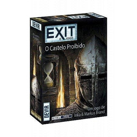 Exit: O Castelo Proibido (PRÉ-VENDA - PREVISÃO 09/2018)