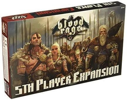 Blood Rage 5th Player Expansão