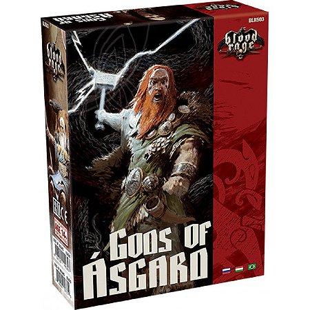Blood Rage: Deuses de Ásgard