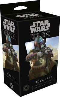 Star Wars Legion: Boba Fett - Expansão de Agente