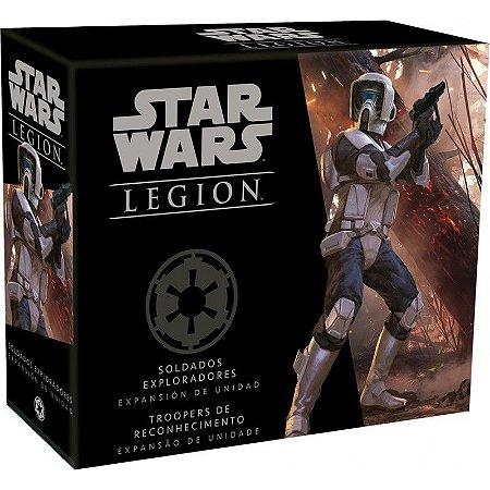 Star Wars Legion - Troopers de Reconhecimento (PRÉ-VENDA)