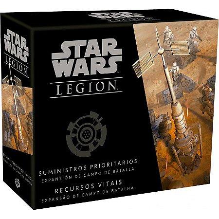 Star Wars Legion - Recursos Vitais