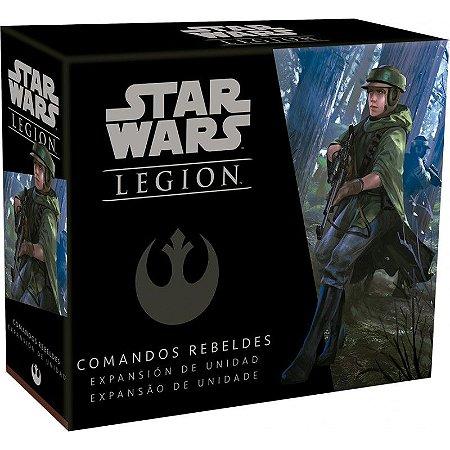 Star Wars Legion - Comandos Rebeldes (PRÉ-VENDA)