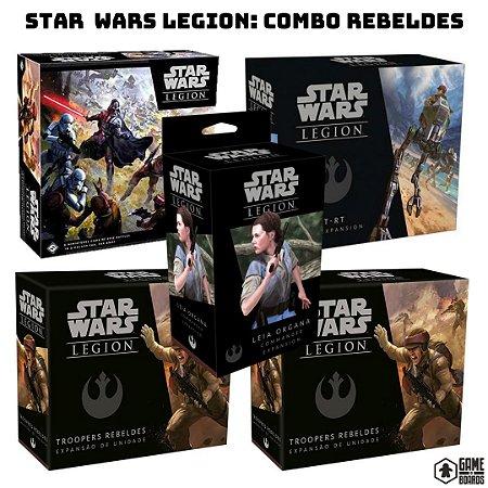 STAR WARS LEGION: COMBO REBELDES